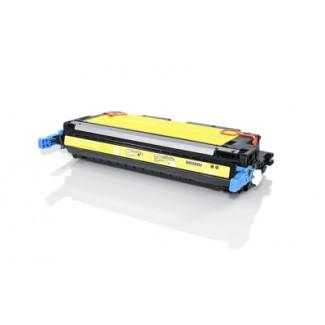 Kompatibel HP Q6472A Y HP 502A Lasertoner,Gul, ,4000 sidor