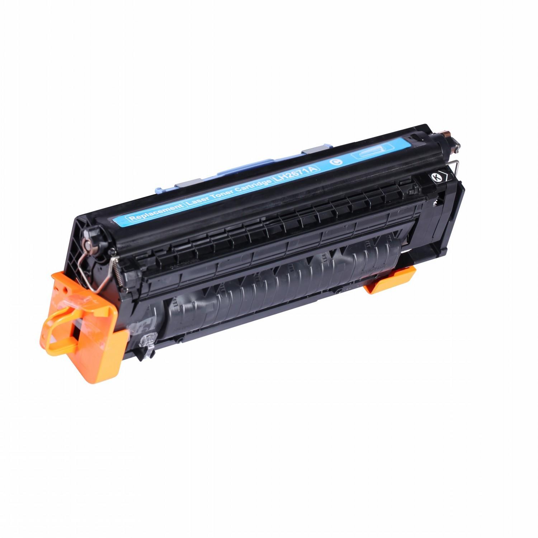 HP Q2671A C Cyan 4000 sidor kompatibel lasertoner HP 309A