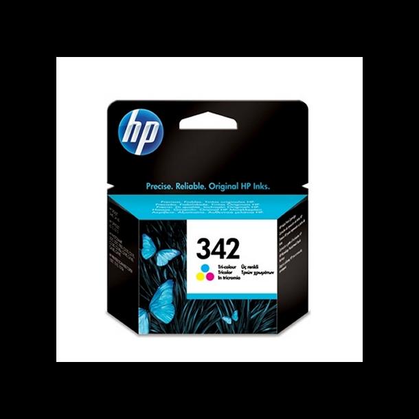 HP 342 C (CC9361EE) 3 farve blækpatron,, 5ml
