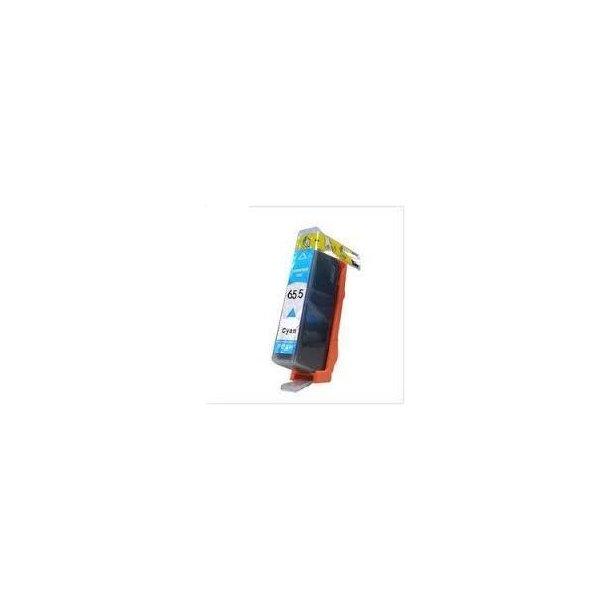 HP 655 C (CZ110AE) Cyan blækpatron (15 ml)