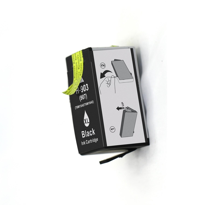 HP 903 ( 907) XL BK (20 ml) sort kompatibel bl_kpatron