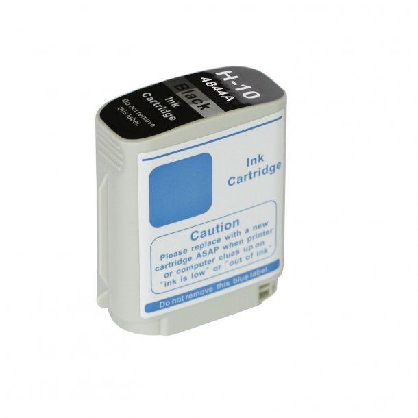 HP 10BK (C4844A) sort, blækpatron 69 ml