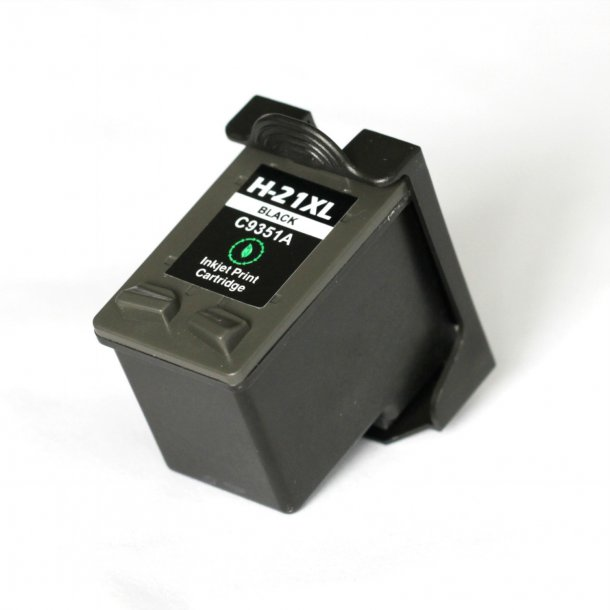 HP 21 XL BK (C9351AE) sort blækpatron 17 ml