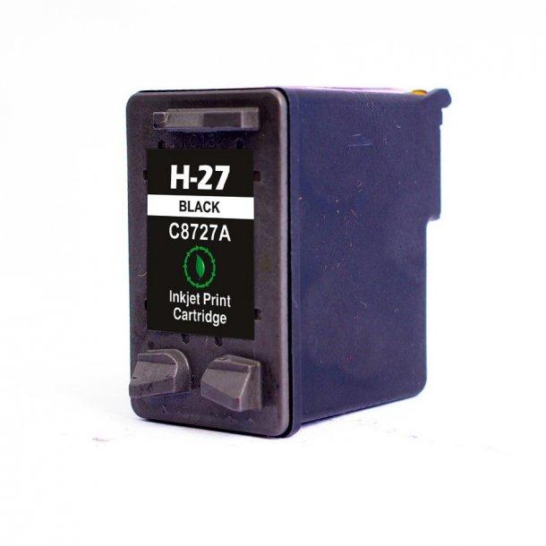 HP 27 BK – C8727AE – Sort 20 ml