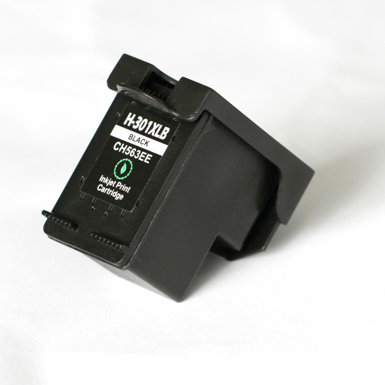 Image of   HP 301 XL BK (CH563EE) sort kompatibel blækpatron (15 ml)