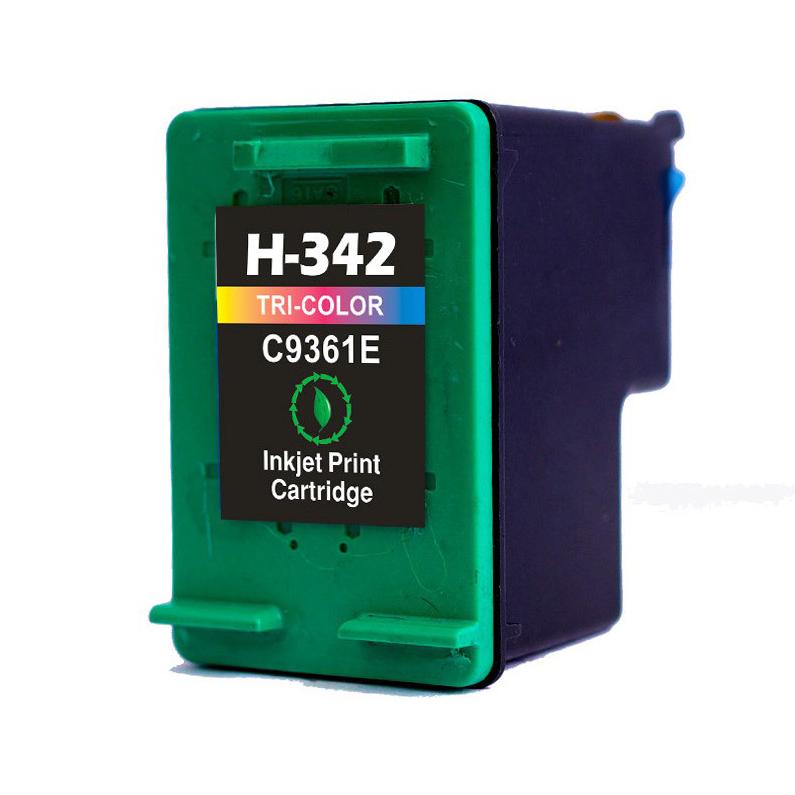 Image of   HP 342C ( C9361EE ) 3-farvet kompatibel blækpatron