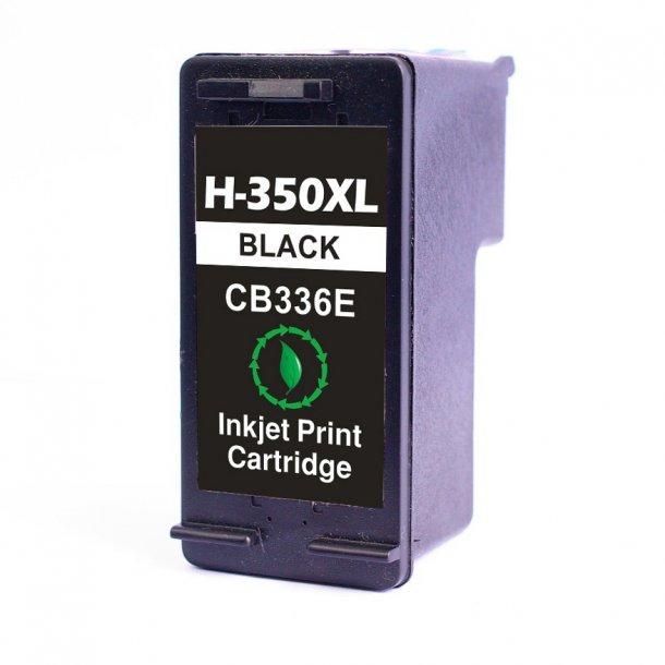 HP 350 XL CB336EE (34 ml) sort blækpatron