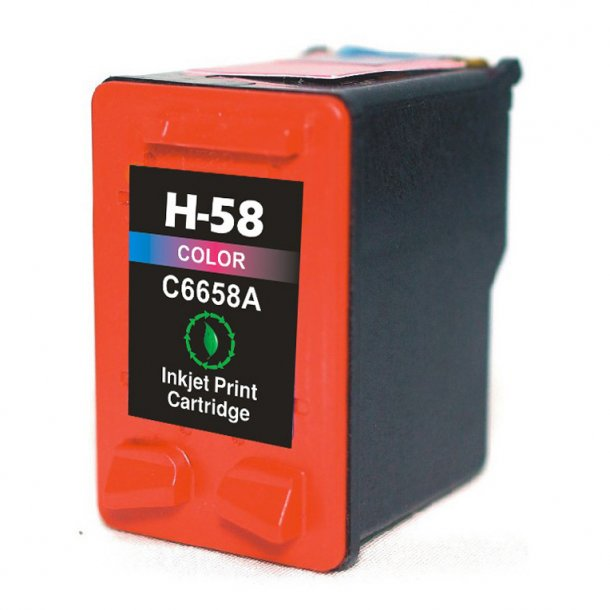HP 58 – C6658A – Foto Farvet 15 ml