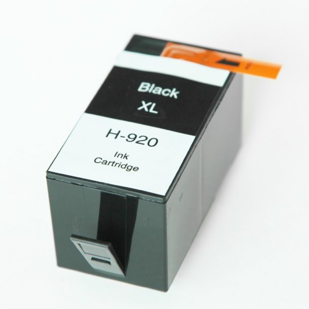 HP 920 XL BK (CD975AE) sort blækpatron 53ml
