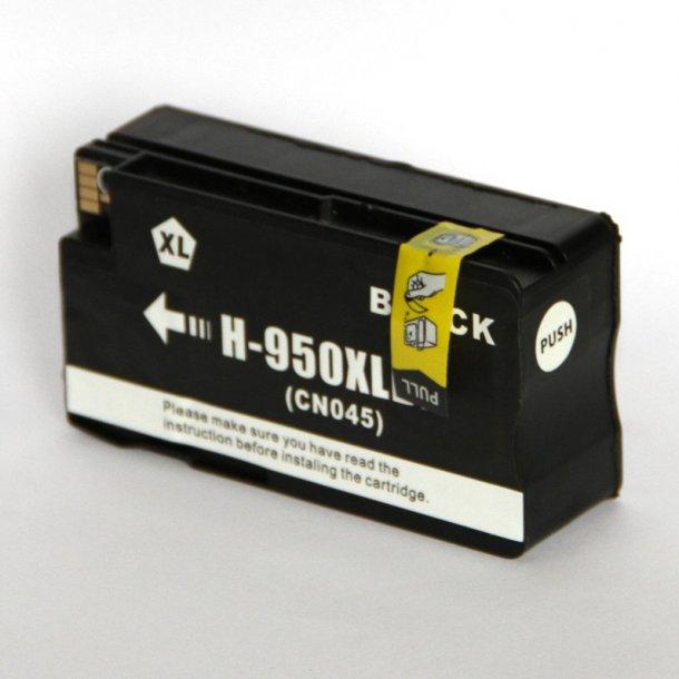 HP 950 XXL BK (CN045AE) sort blækpatron , 80 ml