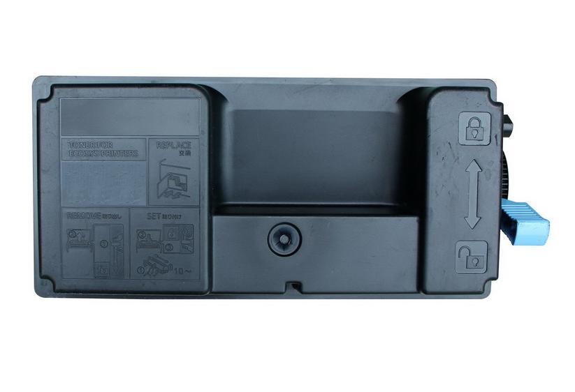 Kyocera TK3100 BK Lasertoner, Sort, Kompatibel (12500 sider)