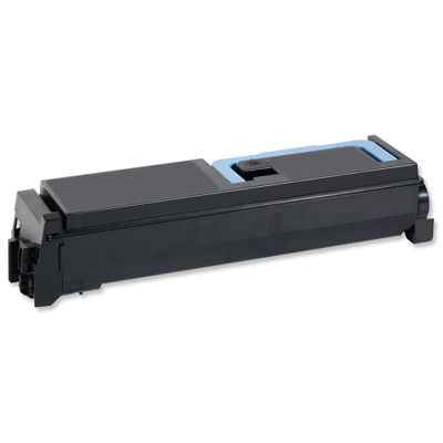 Kyocera TK560 BK Lasertoner, Sort, Kompatibel (12000 sider)
