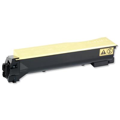 Kyocera TK560 Y Lasertoner, Gul, Kompatibel (10000 sider)