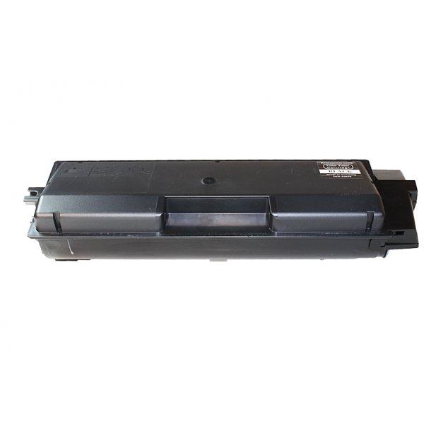 Kyocera TK580 BK Lasertoner, Sort, (3500 sider)