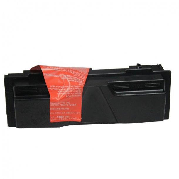Kyocera TK1100 Lasertoner, Sort, 3000 sider