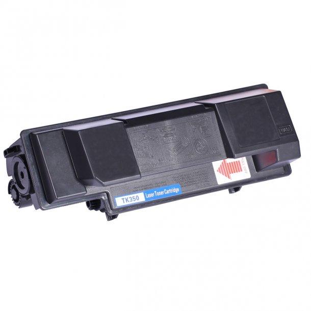 Kyocera TK350 Lasertoner, Sort, 15000 sider