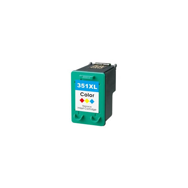 HP 351 XLCB338EE (21 ml) farve blækpatron