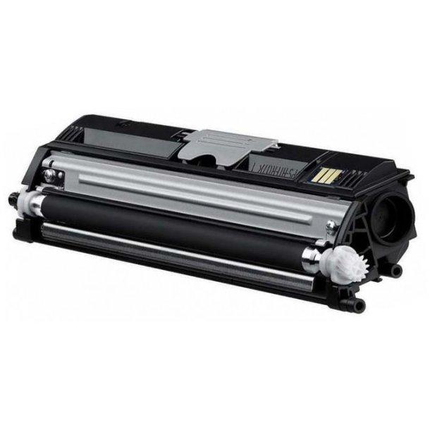 Minolta 1600BK Lasertoner, sort, 2500 sider