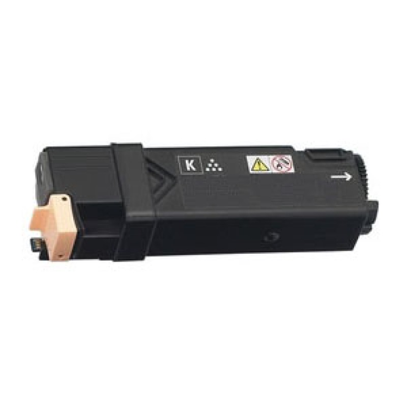 Image of   Xerox DocuPrint C1110BK Lasertoner, sort, Kompatibel, 2000 print