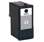 Lexmark 23 BK - 18C1523 Kompatibel - Sort 21 ml
