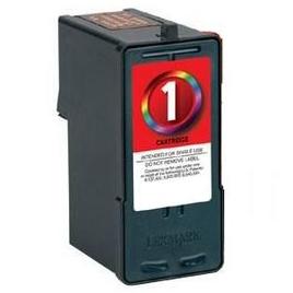 Lexmark 1 - 18C0781 Kompatibel - 3-farve 18 ml