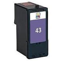 Lexmark 43 - 18Y0143 Kompatibel - 3-Farve 18 ml