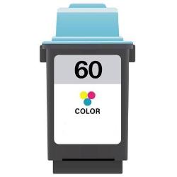 Lexmark 60 - 17G0060 Kompatibel - 3-Farve 22 ml