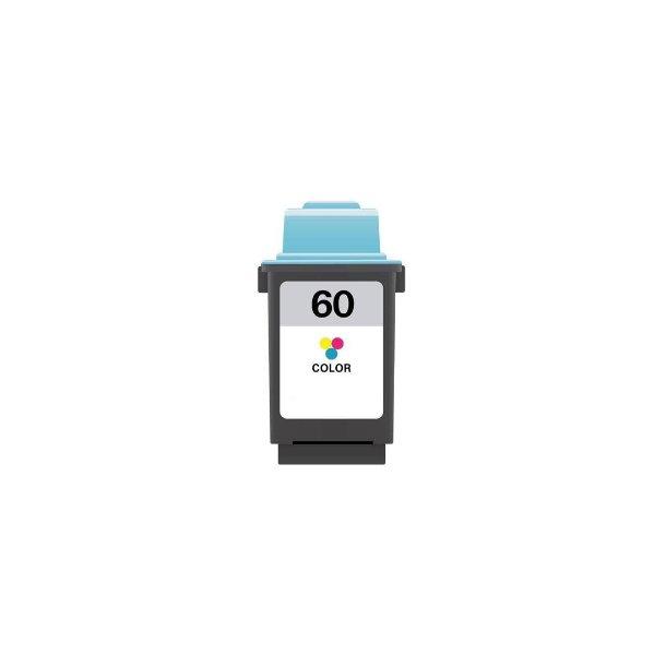 Lexmark 60 – 17G0060 – 3-Farve 22 ml