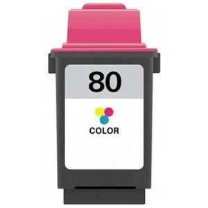 Lexmark 80 - 12A1980 Kompatibel - 3-Farve 22 ml