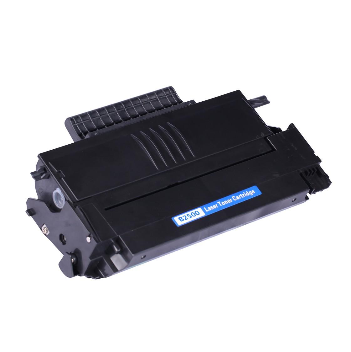 Image of   OKI B2500 (9004391) Lasertoner, sort, Kompatibel, 4000 sider