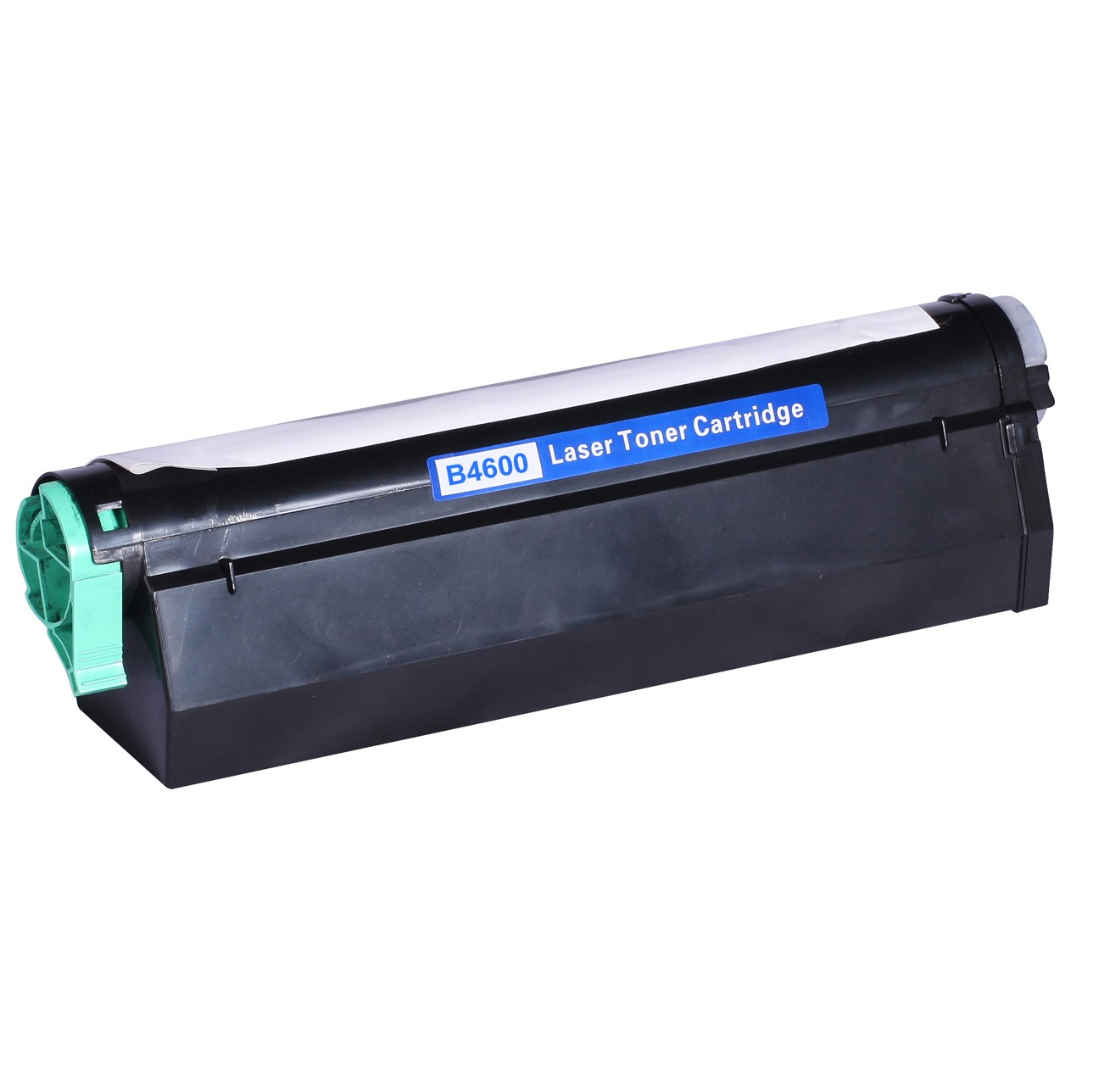 OKI B4600(43502001/ 43502002 ) Lasertoner, Sort, Kompatibel, 7000 sider