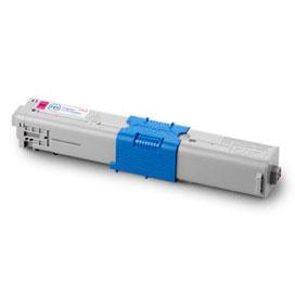 Image of   OKI C301 M Lasertoner,Magenta.Kompatibel,1500 sider