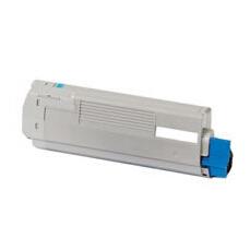 Image of   OKI C710/C711C (44318607) Lasertoner, Cyan, Kompatibel, 11500 sider