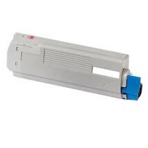 Image of   OKI C710/C711M (44318606) Lasertoner, Magenta, Kompatibel, 11500 sider