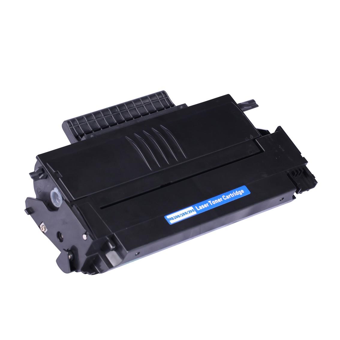 Image of   OKI MB260/280/290 (1240001) Lasertoner, sort, Kompatibel, 5500 sider