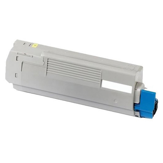 Image of   OKI 44844505 Lasertoner, Gul, Kompatibel, 10000 sider