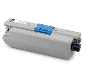 Image of   OKI C510/530/MC 561 Lasertoner, sort, kompatibel (5000 sider)