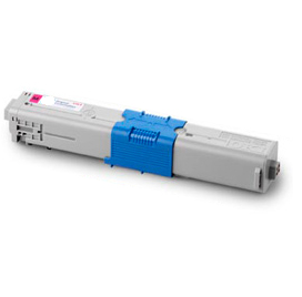 Image of   OKI C510/530/MC 561 Lasertoner, magenta, kompatibel (5000 sider)