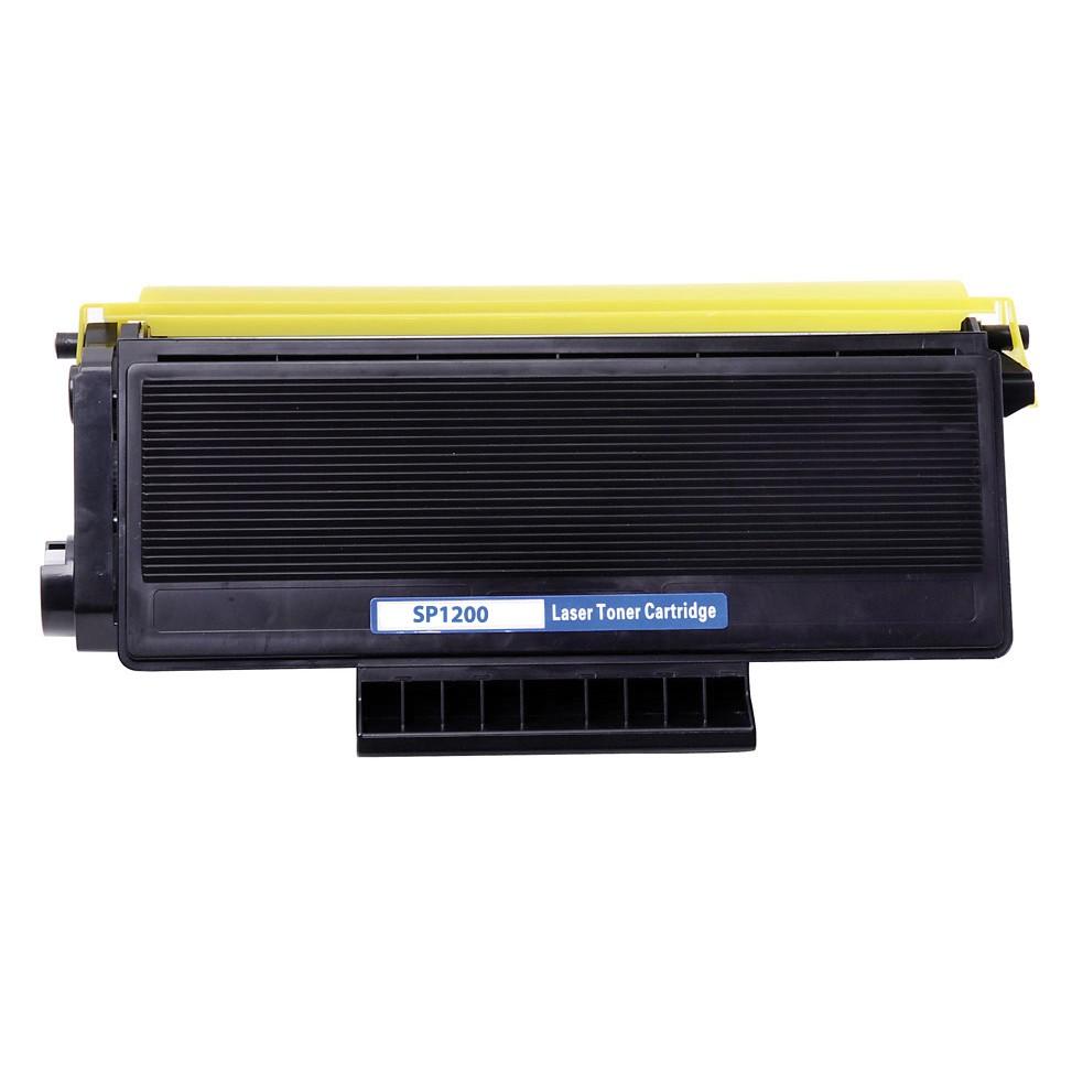 Ricoh SP1200 Lasertoner, Sort, Kompatibel, 2600 sider