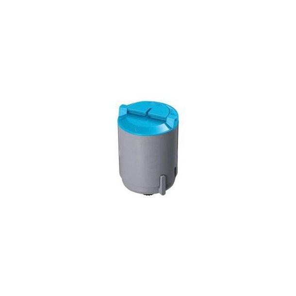 Samsung CLP300 C (CLPC300A) Lasertoner, Cyan, (1000 sider)