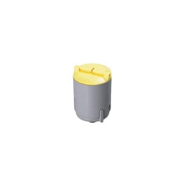 Samsung CLP300 Y (CLPY300A) Lasertoner, Gul, (1000 sider)