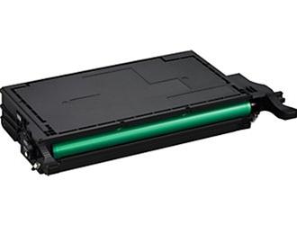Kompatibel Samsung CLT K508L BK CLT-K5082L Lasertoner, Svart, , 5000 sidor