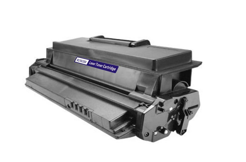 Image of   Samsung ML 2150 D10 Lasertoner, sort, Kompatibel, 10000 sider