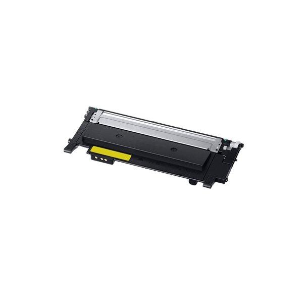 Samsung CLT Y404S Lasertoner, gul, (1000 sider)