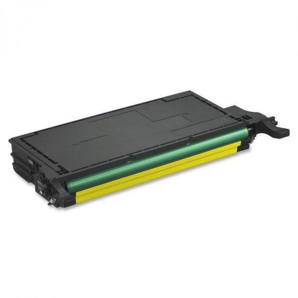 Samsung CLT Y508L Y Lasertoner, Gul, 4000 sider