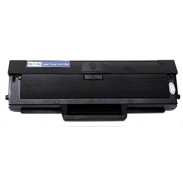 Samsung MLT D1042S Lasertoner, Sort, (1500 sider) SU737A