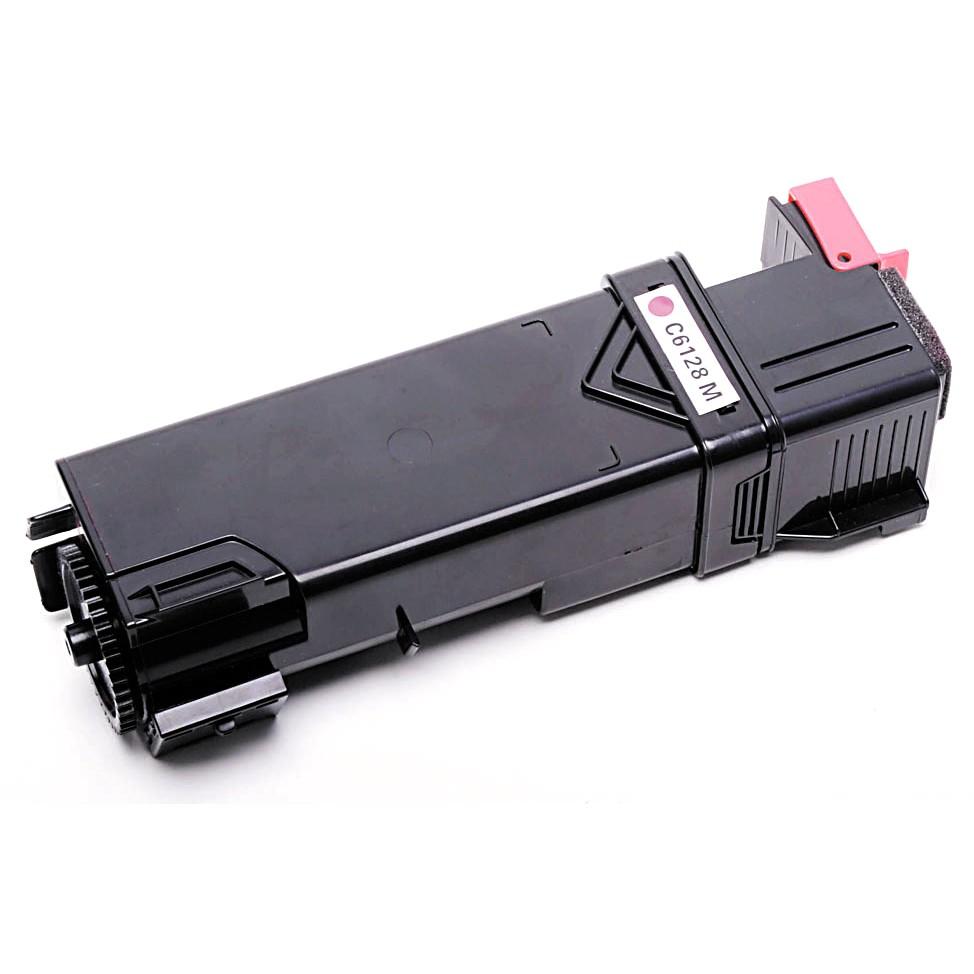 Kompatibel Xerox Phaser 6128M 106R1453 Lasertoner, Magenta, , 2500 sidor