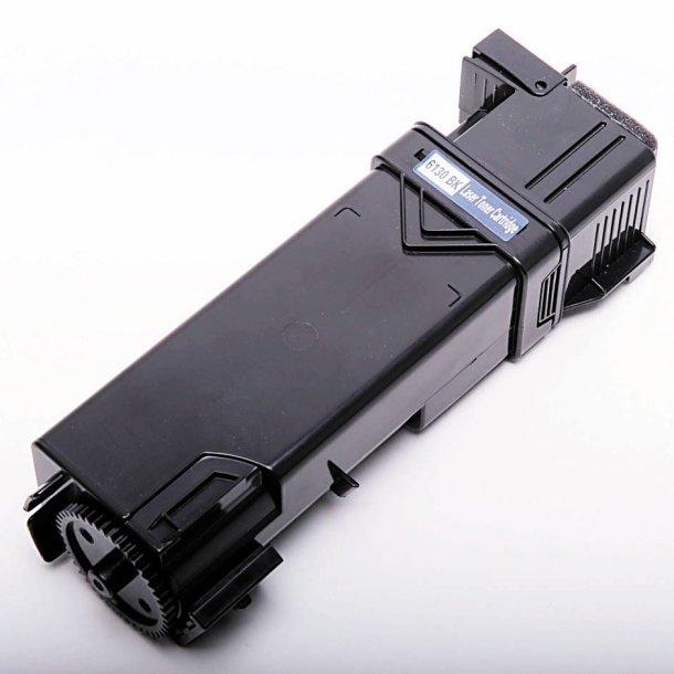 Xerox Phaser 6130BK Lasertoner, Sort