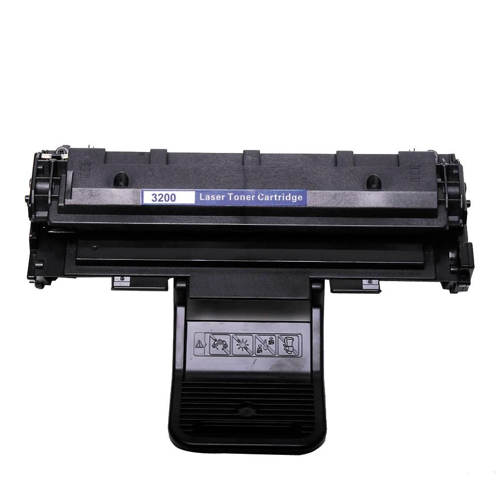 Image of   Xerox Phaser 3200 (113R00730) Lasertoner, Sort, Kompatibel, 3000 sider