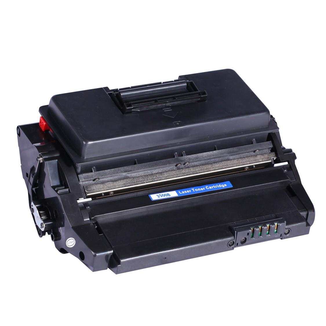 Image of   Xerox 3500B BK (106R01149) Lasertoner, Sort, Kompatibel (12000 sider)
